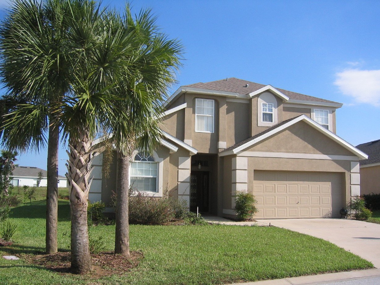 5 Bedroom Villa Serena Vacation Rental With Game Room And Pool Orlando FL