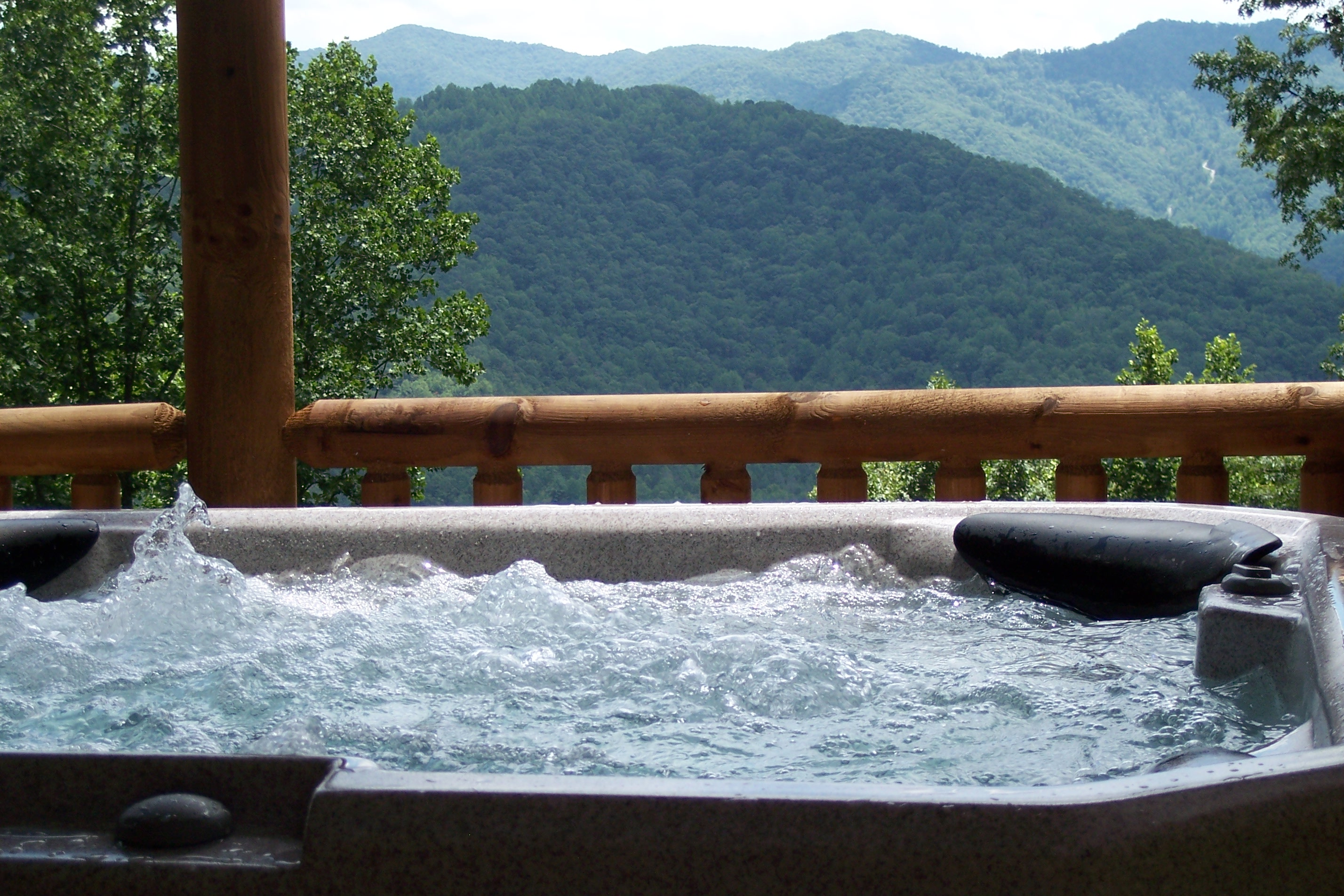 of cabins luxury tub beds hot elkins mountain wv rentals with cabin kelly in